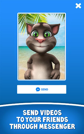Talking Tom for Messenger 1.0 screenshot 29984