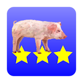3 Stars in Piggies