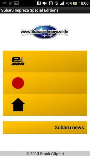 Subaru Bible