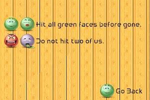 Screenshot of Hit My Face