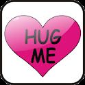 Hug Me doo-dad logo