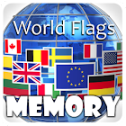 World Flags Memory 2018 icon