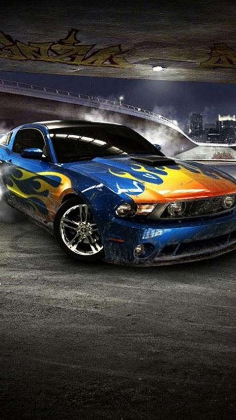 Wallpaper Cars Drift Android Apps On Google Play