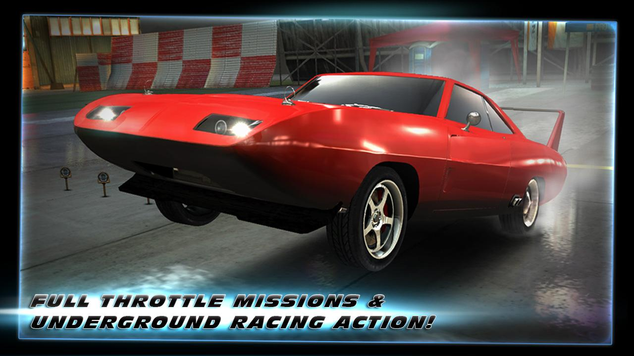 Fast & Furious 6: The Game screenshot #13