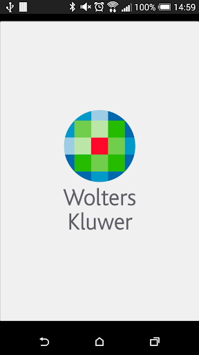 Wolters Kluwer Event app