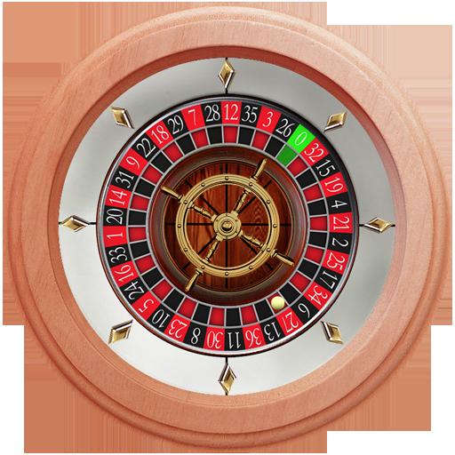 轮盘赌场 博奕 App LOGO-硬是要APP