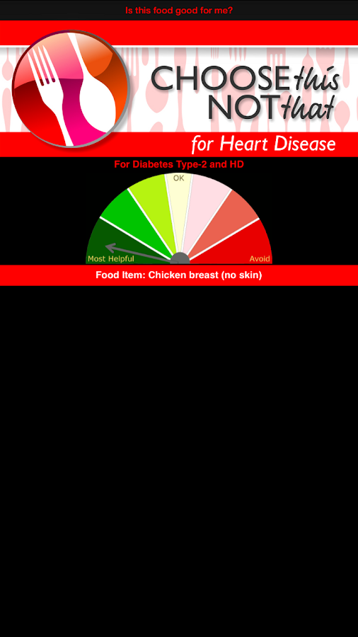 Heart Disease- screenshot