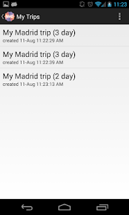 Holidayen Madrid - screenshot thumbnail