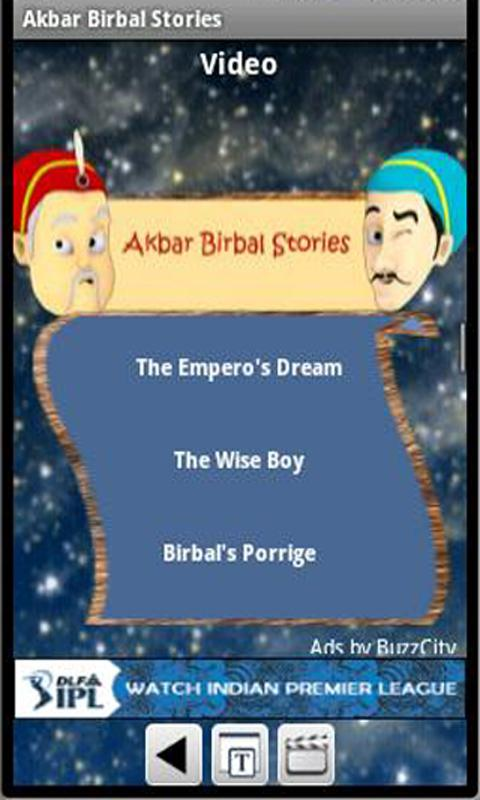 AKBAR BIRBAL - screenshot