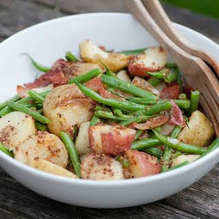 Warm Potato Green Bean Salad.