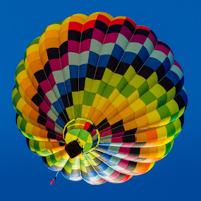 Balloon Puzzle by Richard Duerksen - News & Events Entertainment ( balloon fiesta, albuquerque, balloons,  )