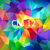 Theme GalaxyS5/TouchWiz CM 12