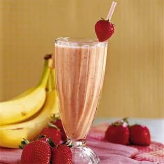 Yogurt-Fruit Smoothie.