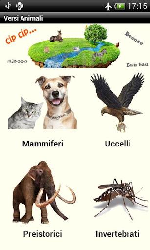 Come fa i Versi degli Animali