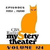 CBS Radio Mystery Theater V.24