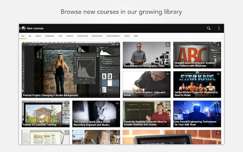 Lynda - Online Training Videos Screenshot 15