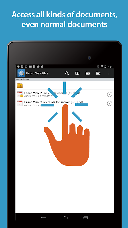 Download Fasoo View Plus APK latest version app for android devices