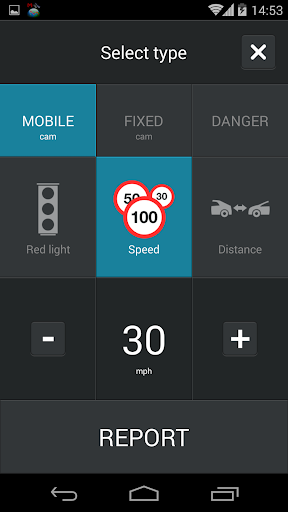 CamSam - Speed Camera Alerts  screenshots 4