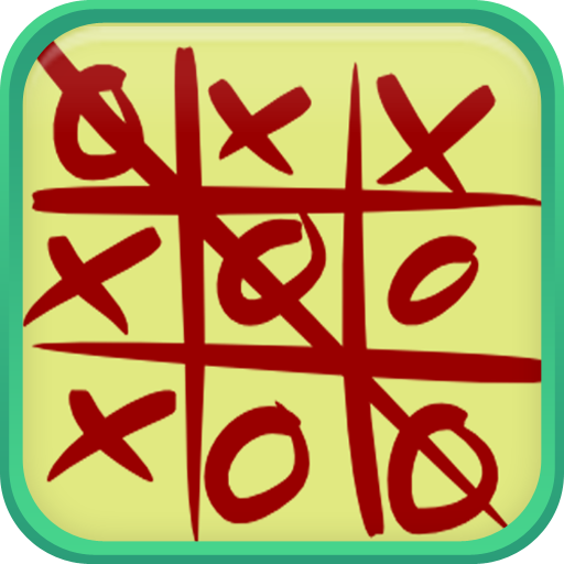 Tic Tac Toe Free Games 棋類遊戲 App LOGO-APP開箱王