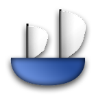 Columbus (geo,open)caching app icon