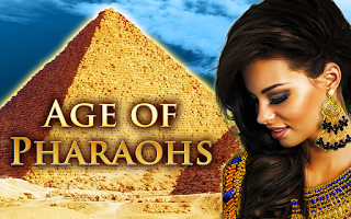 Screenshot of Slots: Age of Pharaohs