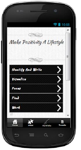 Make Positivity A Lifestyle