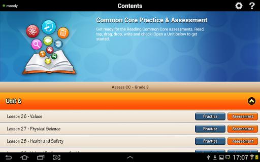 Reading Practice Assess G3