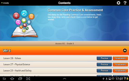 Reading Practice & Assess G3- screenshot thumbnail