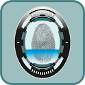 Fingerprint Locker GPS Free icon