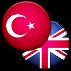 Turkish English Dictionary icon