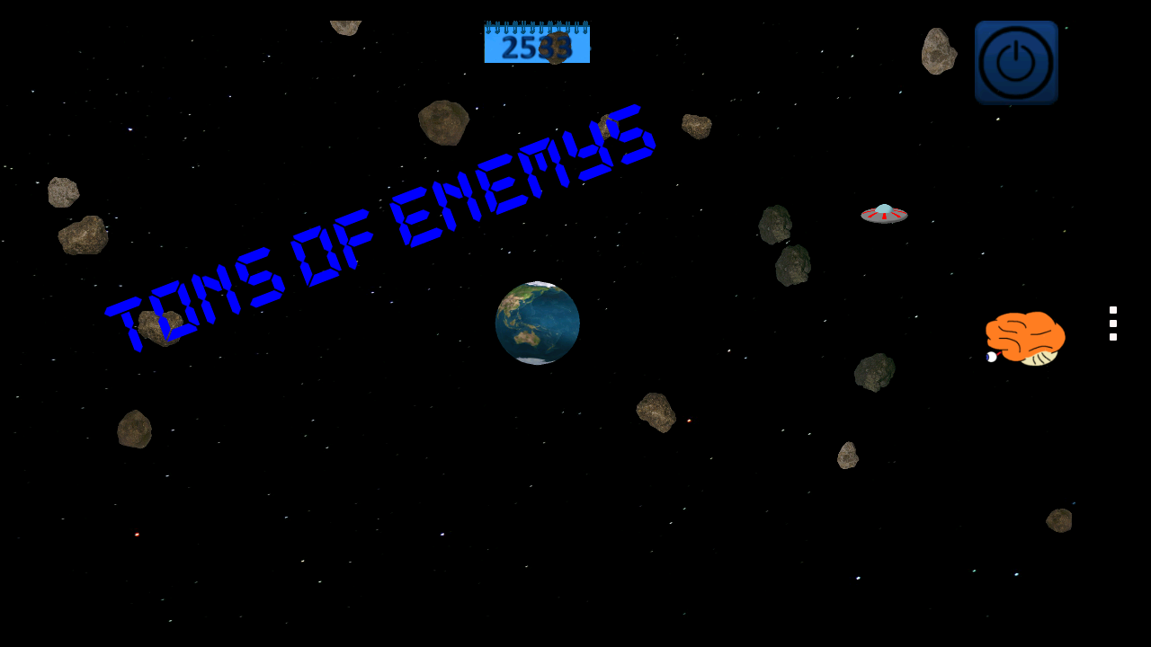 The end of earth (deluxe)- screenshot