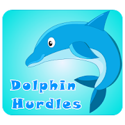 Dolphin Hurdles Game for Kids
