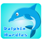 Dolphin Hurdles Game for Kids icon