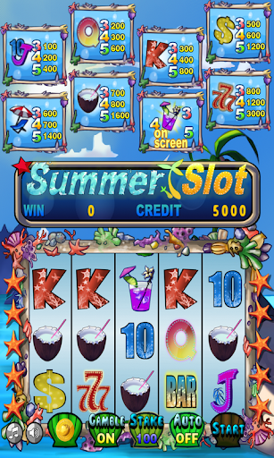 Summer Slot - Slot Machine