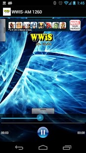 WWIS-AM 1260 - screenshot thumbnail