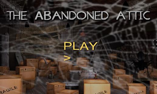 Abandoned Attic Escape