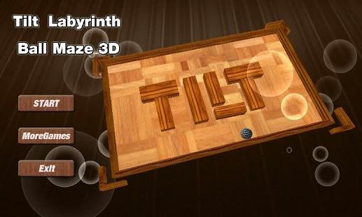 迷宮滾滾球 3D