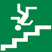 STAIRS FALL 3D