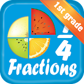 Fraction - Math 1st grade