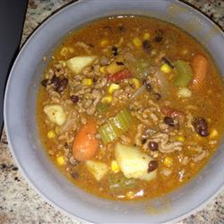 Hamburger Stew.