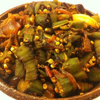 Bhindi Masala (Okra)