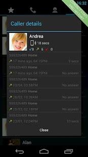 Swipe Dialer Pro - screenshot thumbnail