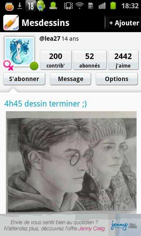Mes Dessins - screenshot