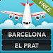 FLIGHTS Barcelona Airport Icon