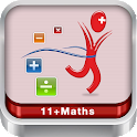 11+ Maths Practice icon