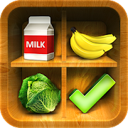 Grocery King Shopping List latest Icon