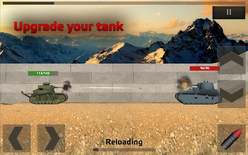 Tanks:Hard Armor Free- screenshot thumbnail