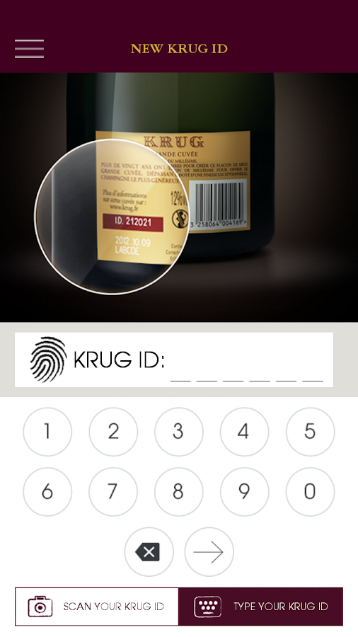 Krug- screenshot