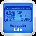 CIF, RFC y CURP Lite icon