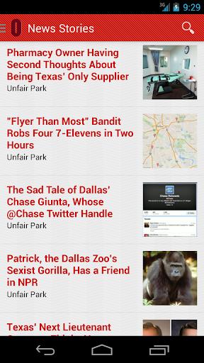 Dallas Observer  screenshots 2